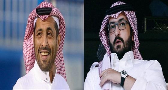 الأمير محمد بن فيصل: اعتراف السويلم سيجعلنا نتخذ الإجراءات القانونية ضده وضد اتحاد الكرة