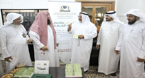 رئاسة المسجد النبوي تدشن إصدار التصاريح الخاصة بتقديم خدمة الإفطار لشهر رمضان المبارك