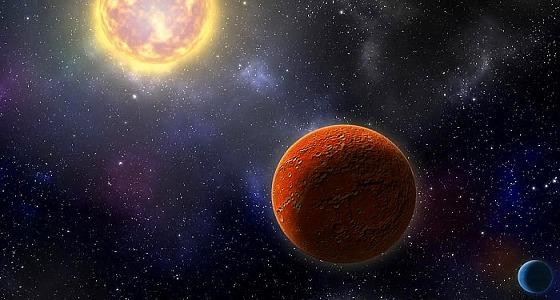 فلكية جدة: إكتشاف كوكب بحجم الأرض