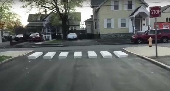 بالفيديو.. حل بسيط يُجبر السيارة المسرعة على التوقف أو تخفيض سرعتها