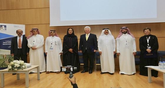 إنعقاد المؤتمر الثالث لحوكمة الشركات  في جامعة فيصل