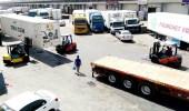 5 آلاف ريال غرامة تحصيل أجرة وقوف الشاحنات دون 12 ساعة
