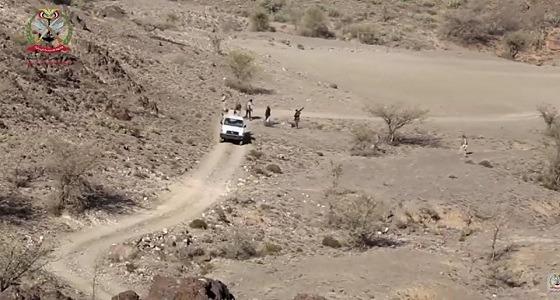 مقتل 20 حوثي وتدمير 4 عربات عسكرية في لحج والضالع