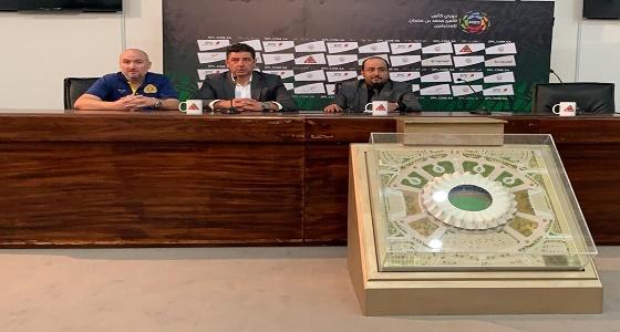 فيتوريا: لم نتأثر بخسارة النصر أمام الاتحاد وظروف المباراة حتمت علينا ذلك