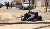 """مواطن يهدي ناقة لـ """" المطيري """" بعد إحباطه الهجوم الإرهابي بالزلفي"""
