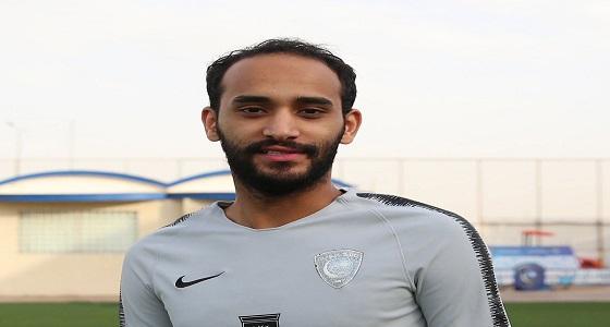 الإصابة تغيب عبدالله عطيف عن مباراة الاستقلال