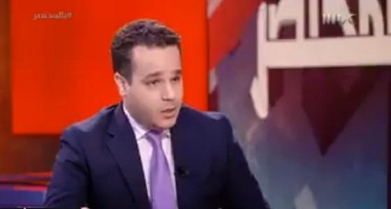 بالفيديو.. عضوان الأحمري : قطر بيضة ذهبية لمكاتب المحاماة والمغفلين