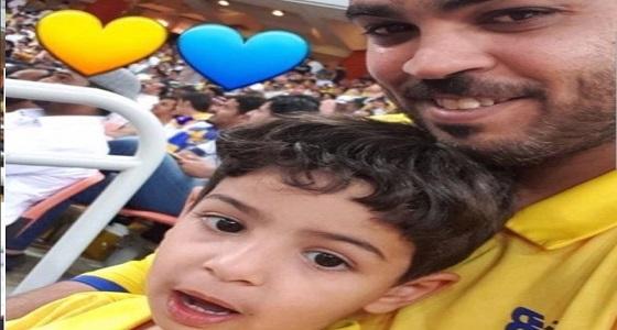 تخصيص دخل مباراة النصر القادمة لأسرة مشجع فقيد