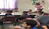 بالفيديو.. طالب يجهش بالبكاء لتسجيل والده مقطع تحفيزي له من الحد الجنوبي