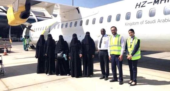 شركة طيران بحائل تشترط القدرة على السباحة للمتقدمات للوظائف النسوية