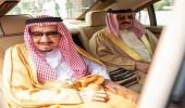 بالفيديو.. خادم الحرمين الشريفين يصل مملكة البحرين