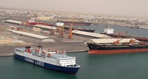 نمو المناولة بميناء ينبع التجاري 138%