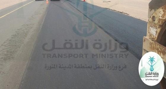 """النقل: تنبيه لمستخدمي طريق """" ابو الحلو – الجديدة """""""