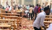""""""" داعش """" يعلن مسؤوليته عن تفجيرات سريلانكا"""
