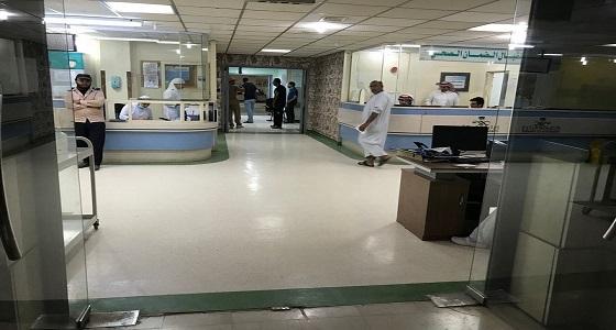 """"""" آل ظافر """": مستشفى الأفلاج لم يتأثّر بانقطاع الكهرباء"""