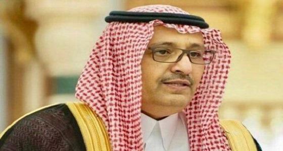 أمير الباحة يوجه بتمديد عقود الموظفات المتعاقدات مع جامعة الباحة