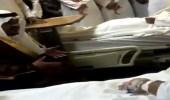 بالفيديو.. نائب أمير الرياض للمصابين في الزلفي: بيض الله وجيهكم