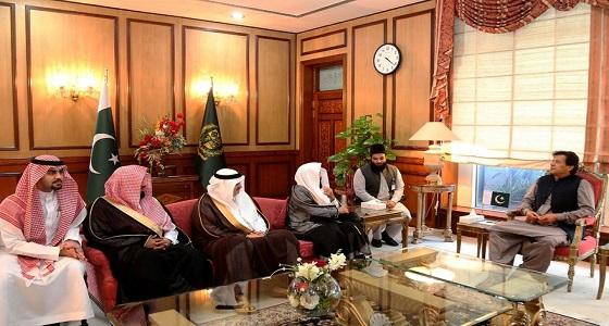 عمران خان: الأمير محمد بن سلمان يذكّرني بالملك فيصل