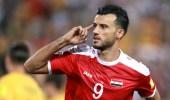 عمر السومة يهاجم ستينج: مرحلته مع منتخب سوريا فاشلة