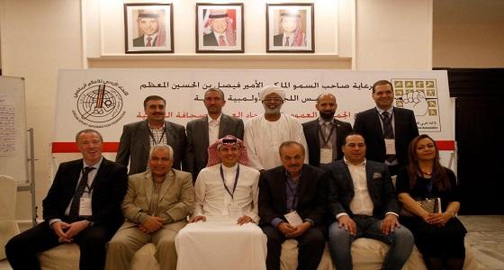 أحمد كريم يفوز بعضوية اللجنة التنفيذية للإتحاد العربي للصحافة الرياضية