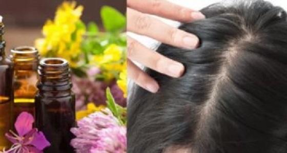 وصفات طبيعية سحرية لعلاج فراغات الشعر