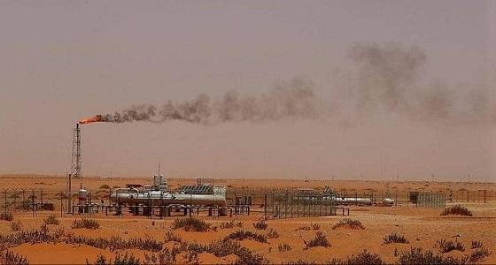 """"""" أرامكو """" تستأنف ضخ النفط من محطتي الرياض"""