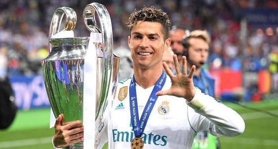 """رونالدو: """" ريال مدريد هو منزلك.. جملتي المفضلة """""""