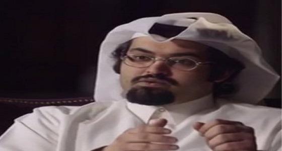 خالد الهيل: فيديو إهداء الصين لوحة فنية لقطر تعبوي وغرضه تشتيت الشعب