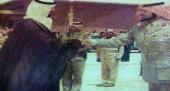 """بالصور.. وثائق تؤكد """" الفريق مصلح القحطاني """" قائد قوات الحرس الوطني في تطهير الحرم المكي"""