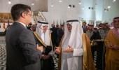 بالصور.. الخارجية تٌقيم حفل إفطار لرؤساء البعثات الدبلوماسية المعتمدة في المملكة