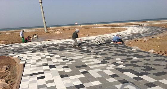 بلدية الساحل تكثف جهودها في كافة الاتجاهات للارتقاء بالخدمات البلدية