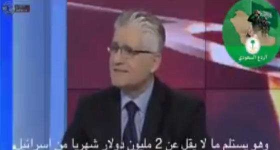 ضابط إسرائيلي: الجزيرة ويوسف القرضاوي صناعتنا.. والأسلحة موجهة ضدهم (فيديو)