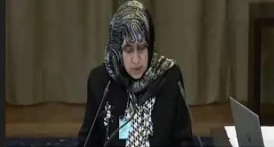 السفيرة الإماراتية في هولندا: قطعنا العلاقات مع قطر لدعمها للجماعات الإرهابية