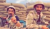 بالفيديو.. فايز المالكي يفاجئ مرابط أثناء مراقبته الحد الجنوبي