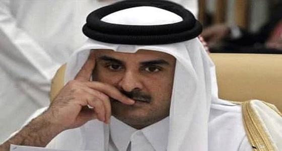 """محلل سياسي يذل """" الحمدين """" بصورة قائد القوات المشتركة في اليمن"""