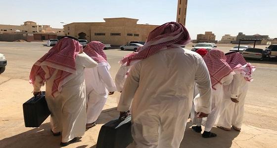 الإفراج عن 9 نزلاء بسجن الأفلاج العام مشمولين بالعفو الملكي