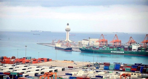 نمو مناولة الحاويات بميناء جدة 28% خلال إبريل