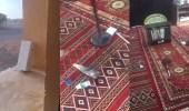 القبض على المراهقين المتسببين في تخريبات بمسجد بطريف