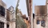 فيديو يوثق اللقطات الأولى لوكر إرهابي القطيف فور تصفيتهم على يد رجال الأمن