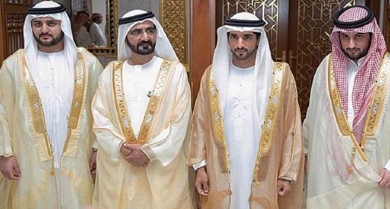 الشعب الإمارتي يترقب حفل زفاف أبناء حاكم دبي ..وترجيحات تكشف موعده
