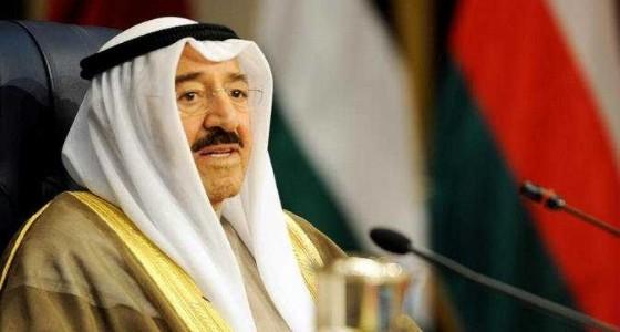 أمير الكويت يدعو الحرس الوطني بأخذ أقصى درجات الحيطة والحذر