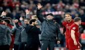 """بعد رباعية آنفيلد.. """" الشوالي """" يُطالب بإجراء فحص منشطات للاعبي ليفربول"""