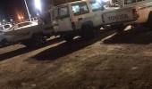 ضبط 5 مركبات بالقوة الجبرية لاستخدامهم التفحيط بالجوف