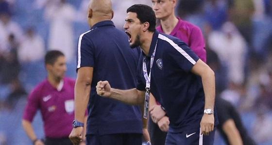 فهد المفرج يقرر الإستقالة من نادي الهلال
