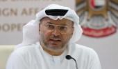 """"""" قرقاش """" عن صورة قادة الإمارات: رسالة غنية ولا أبلغ"""