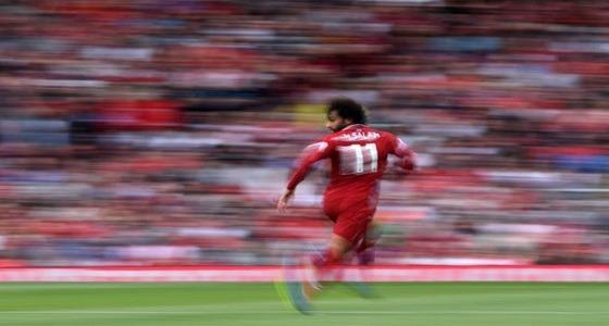 لم تضم محمد صلاح..مفاجآت في قائمة أسرع 10 لاعبين بالدوري الإنجليزي
