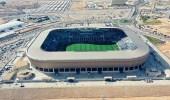 ملعب جامعة الملك سعود بالرياض يخضع للصيانة