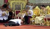 """في أول مراسم منذ 70 عاما..طقوس """" باذخة """" لتنصيب ملك تايلاند"""