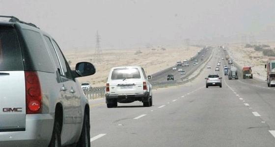 بالفيديو.. نقاط مراقبة بأجهزة حديثة على طريق الرياض مكة لرصد المخالفات