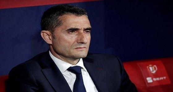 """برشلونة يختم الليجا بتعادل.. وفالفيردي: """" لن أرحل """""""